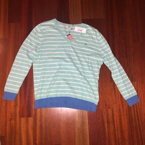 Vineyard Vines V-Neck Sweater